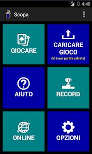 scopa game online