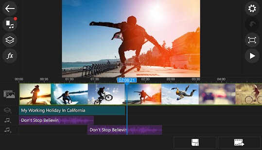 PowerDirector Video Editor v5 1 1 Full Unlocked APK + AOSP
