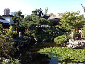 Photo: Dr. Sun Yat-Sen Classical Chinese Garden Joe Y. Wai Architect; Don Vaughan lanscape design 1986