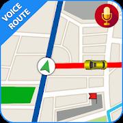 Voice Maps, GPS Navigation & Direction Guide