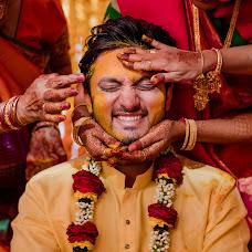 Wedding photographer Manish Patel (THETAJSTUDIO). Photo of 07.04.2018