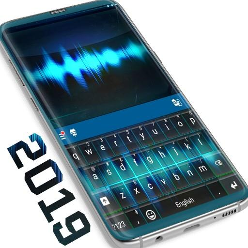 mobile keyboard typing sound effect