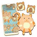 Cartoon Kitten Launcher Theme icon