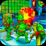 Subway Turtle Legends Ninja Icon