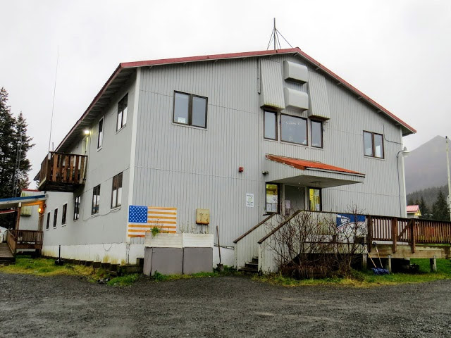 Port Graham, AK Community Post Office