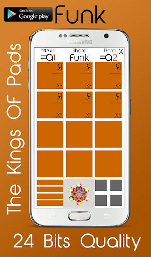 The Kings Of Pads Funk Pro V