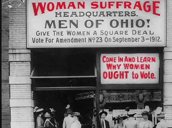 Women's Equality Day -- August 26th Recipe