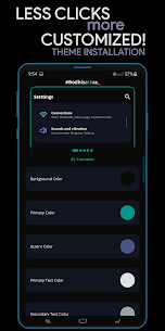 Hex Installer – Themes for OneUI MOD (Premium) 4