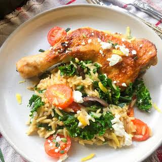 Mediterranean Chicken Leg Recipes.