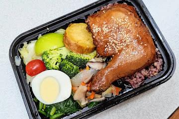 元氣健康餐盒-彰化輕食便當