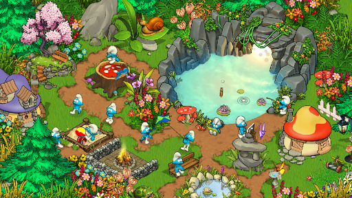 Smurfs and the Magical Meadow modavailable screenshots 11