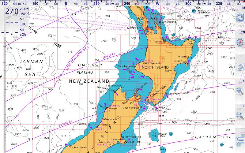 Marine Navigator Screenshot 12