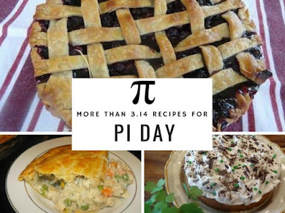 20 Yummy Ways to Celebrate Pi Day!