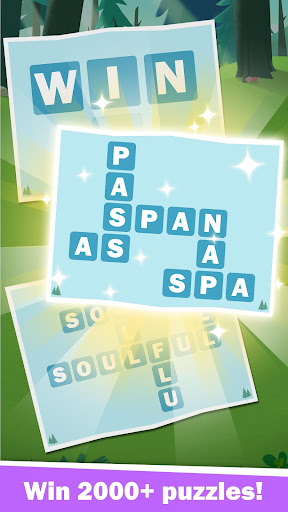 Word Crossy - Crossword Games screenshot