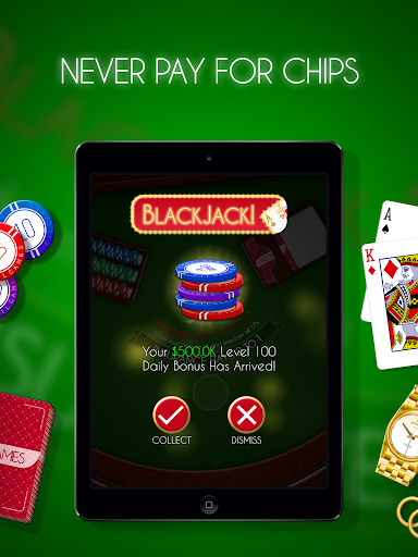 Blackjack! u2660ufe0f Free Black Jack Casino Card Game 1.7.0 screenshots 8