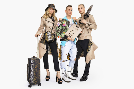 Jeremy Scott London Fog Collaboration