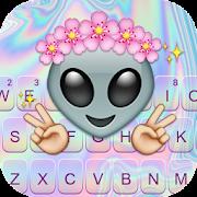 Free Cute Alien Emoji Keyboard APK for Windows 8