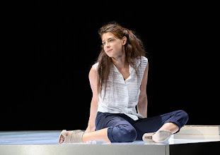 """Photo: WIEN/ Theater in der Josefstadt: """"VOR SONNENUNTERGANG"""" von Gerhard Hauptmann. Premiere 3.9.2015. Martina Ebm. Copyright: Barbara Zeininger"""
