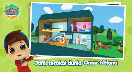 Omar & Hana: On Duty Apk 2