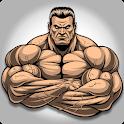 Gym Workout Pro Exercise (Fitness & Bodybuilding) icon