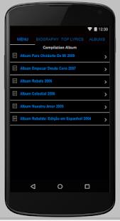 Rebelde RBD Full Album Lyrics - náhled