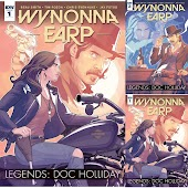 Wynonna Earp Legends: Doc Holliday
