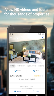Rent.com Apartment Homes- screenshot thumbnail