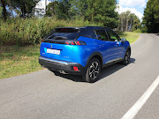 Peugeot's compact SUV has slick handling and a comfy ride. Picture: DENIS DROPPA