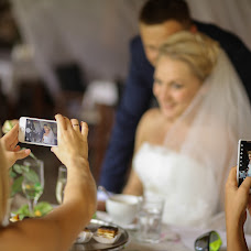 Wedding photographer Natalya Bodnar (NBodnar). Photo of 17.10.2014