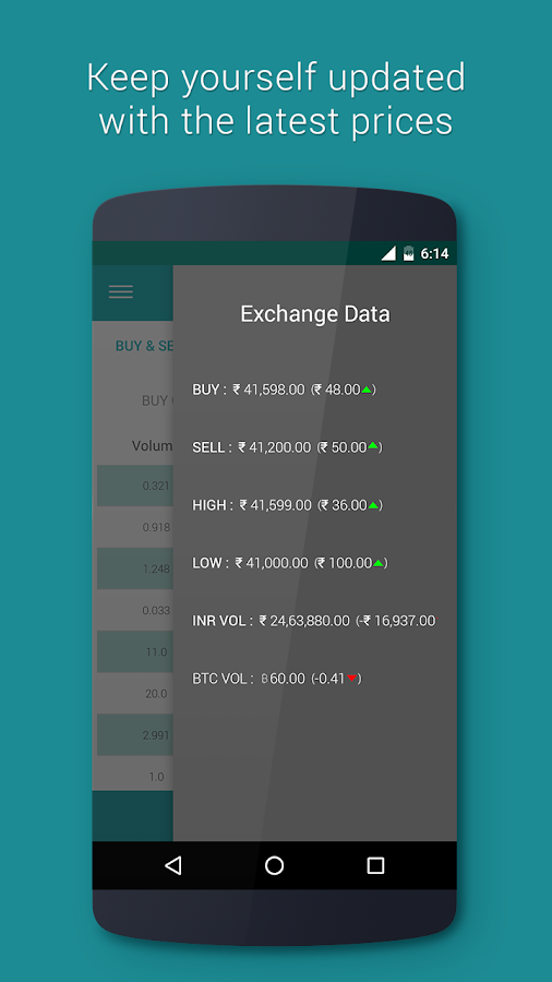 Coinsecure Bitcoin India- screenshot