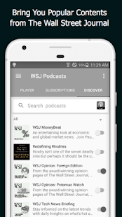 Wall Street Podcasts