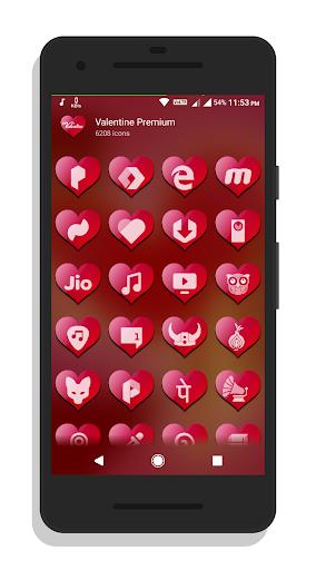 Valentine Premium - Icon Pack hack tool
