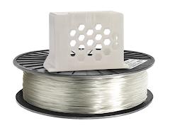Translucent Clear PRO Series PETG Filament - 1.75mm (1kg)