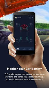 ZUS - Smart Car Locator: miniatura de captura de pantalla