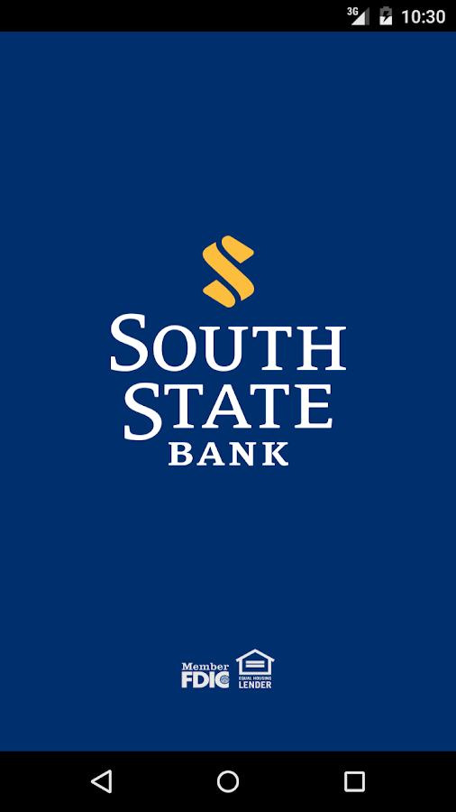South State Mobile Banking- screenshot