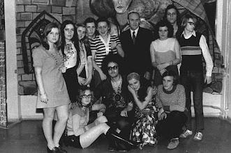 Photo: 17.02.1973 r.  kl. 4a i Konstanty Sielepin