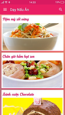 Dạy Nấu Ăn - screenshot