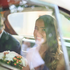Wedding photographer Pablo Vergara (deprontoflash). Photo of 20.01.2015