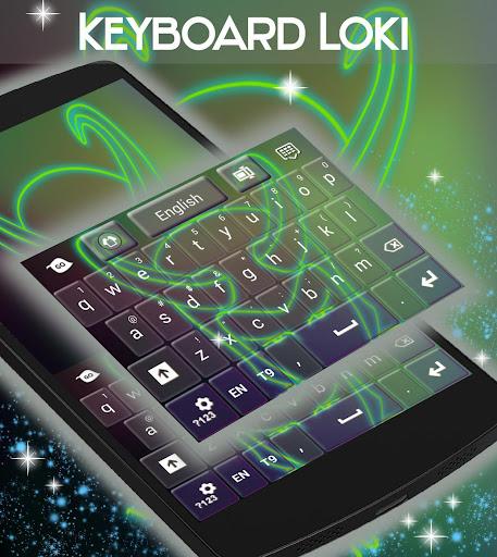 玩免費個人化APP|下載Loki Keyboard app不用錢|硬是要APP