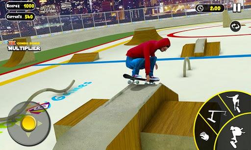 Flip Skate Stuntman 1.2 screenshots 2