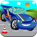 Vehicle Games for Toddlers! Cars & Trucks for Kids icon