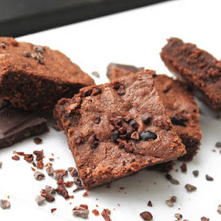 Dark Chocolate Lovers Brownies