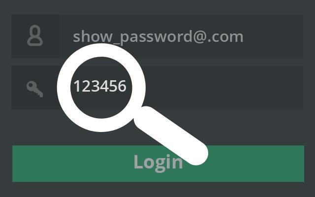 Reveal Password