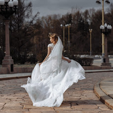 Wedding photographer Pavel Serebryakov (SerebryakovPavel). Photo of 23.04.2018