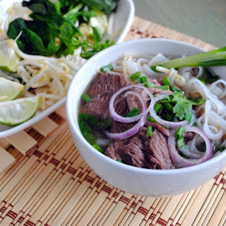 Vietnamese Pho Recipe (Vietnamese Beef Noodle Soup)