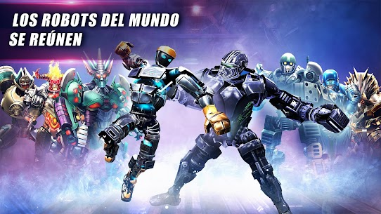 Real Steel World Robot Boxing (MOD) 2