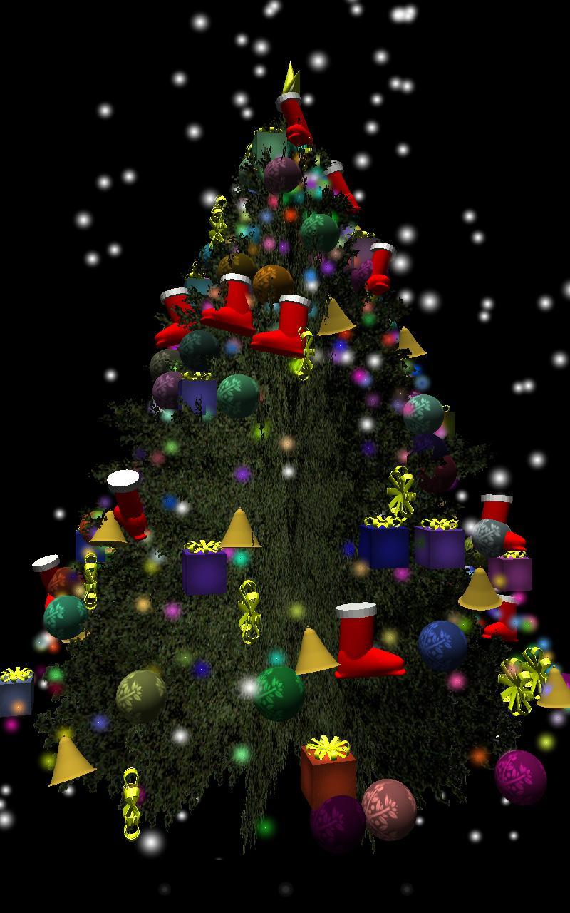 Скриншот 3D Xmas Tree