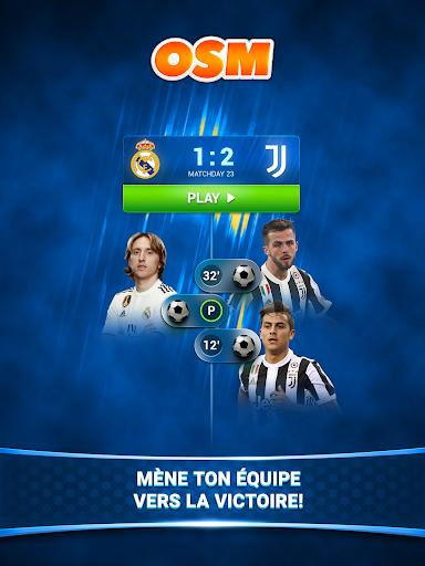 Online Soccer Manager (OSM)  captures d'u00e9cran 11