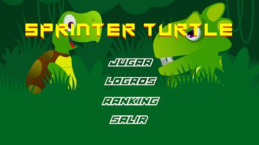 Sprinter Turtle