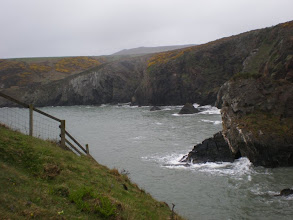 Photo: From Abercastle to Goodwick-Fishguard